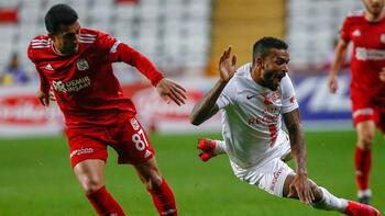Antalyaspor Sivasspor: 1-0