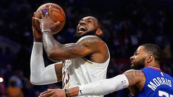 NBA'de sakatlık korkusu