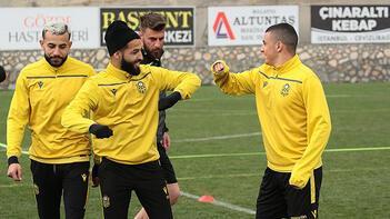 Yeni Malatyaspor yarın top başı yapacak