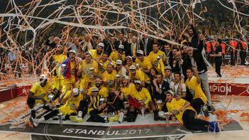 Fenerbahçe'den Galatasaray'a 'En büyük kupa' göndermesi