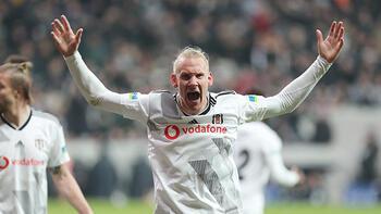 'Vida Beşiktaş'ta kalmak istiyor'