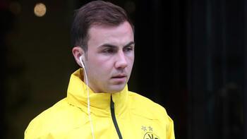 Götze, Dortmund'dan ayrılacağını açıkladı