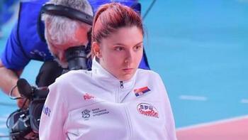 Eczacıbaşı VitrA, Sladjana Mirkovic'i transfer etti