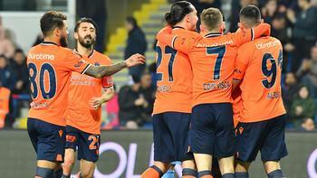 Başakşehir'in avantajı: 8 maçın 5'i İstanbul'da