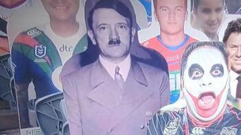 Karton skandalı! Avustralya'da Hitler krizi...