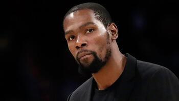 Kevin Durant, NBA sezonunun kalanında forma giymeyecek