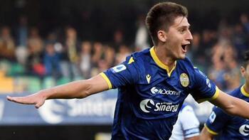 Juventus, Marash Kumbulla'yı transfer etti!