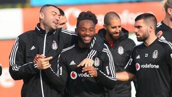 Beşiktaş'ta Kevin N'Koudou'nun durumu pazartesi günü belli olacak