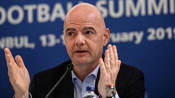 """Infantino, futbolda """"daha katı"""" finansal düzenlemeler istiyor"""