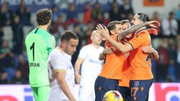 Medipol Başakşehir haftanın açılış maçında MKE Ankaragücü karşısında