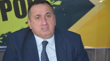 Şevket Salik, Yeni Malatyaspor Kulüp Başkanlığına adaylığını açıkladı