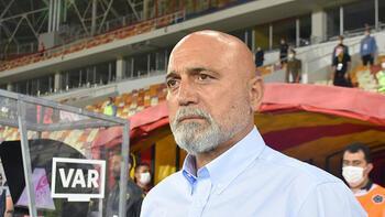 Son dakika | Yeni Malatyasporda Hikmet Karaman kırmızı kart gördü