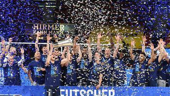 Alba Berlin şampiyon oldu!