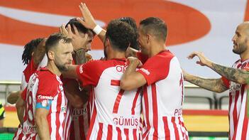 Antalyaspor, Başakşehir'e odaklandı