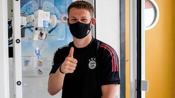 Bayern Münih kaleci Nübel ile 5 yıllık sözleşme imzaladı