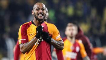 Son dakika | Galatasaray'a Marcao müjdesi! Takımla çalıştı...