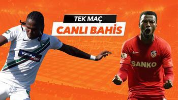 Denizlispor - Gaziantep FK canlı bahis heyecanı Misli.com'da