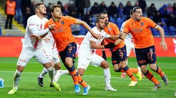 Antalyaspor, Başakşehir karşısında seriyi devam ettirmek istiyor