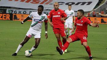 Yukatel Denizlispor - Gaziantep FK: 0-1