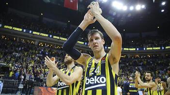 Son dakika | Fenerbahçe Beko'da Jan Vesely ile yollar ayrılıyor