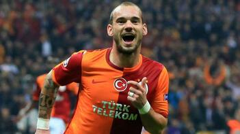 Son dakika haberler - Sneijder'den Galatasaray itirafları