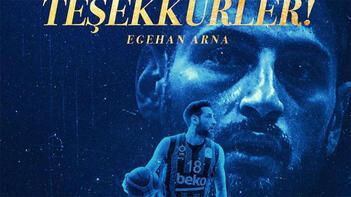 Son dakika | Fenerbahçe Beko'da Egehan Arna ile yollar ayrıldı