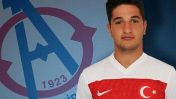 Son dakika | Trabzonspor, Muhammet Taha Tepe'yi KAP'a bildirdi