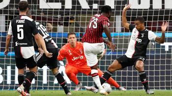 Milan-Juventus: 4-2