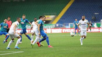 Çaykur Rizespor - Kayserispor: 3-2