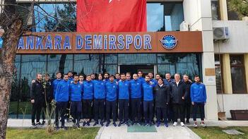 Son dakika | Ankara Demirspor ligden çekildiğini açıkladı
