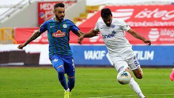 Kasımpaşa-Çaykur Rizespor: 2-0