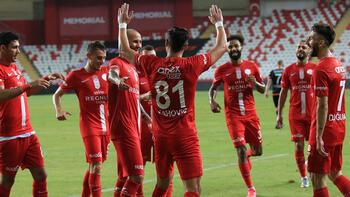 Antalyaspor revire döndü! 6 eksik...