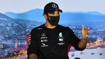 F1'de Macaristan'da Hamilton en önde başlıyor