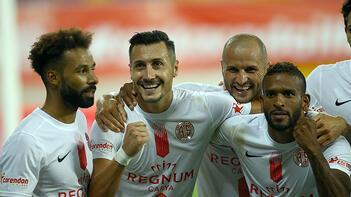 Antalyaspor, deplasmanda rekor geliştirdi