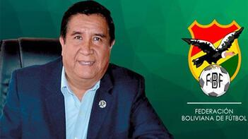 Bolivya Futbol Federasyonu Başkanı Salinas vefat etti