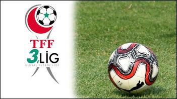 TFF 3. Ligde play-off yarı final heyecanı