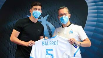 Olympique Marsilya, Borussia Dortmunddan Leonardo Balerdiyikiraladı