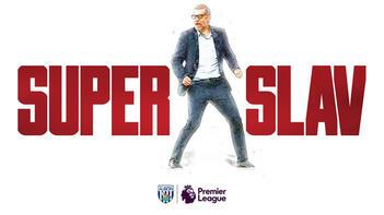 Slaven Bilic'li West Bromwich Albion, Premier Lig'e yükseldi