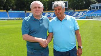 Son dakika - Dinamo Kiev, Lucescu'yu resmen açıkladı!