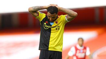 Premier Lig'de Watford ve Bournemouth küme düştü!