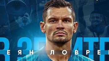 Zenit, Liverpoollu Dejan Lovren'i transfer etti