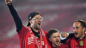 İngilterede Jurgen Klopp yılın teknik direktörü seçildi