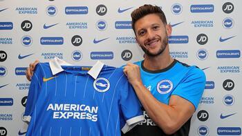 Brighton & Hove Albion, Adam Lallanayı transfer etti