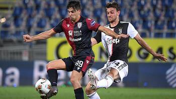 Şampiyon Juventus, Cagliari'ye kaybetti!