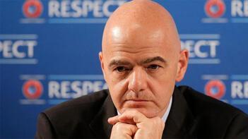 FIFA Başkanı Gianni Infantino hakkında soruşturma başlatıldı