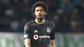 Son dakika haberler - Beşiktaşta Elneny için son görüşme