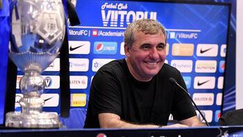 Son dakika | Gheorghe Hagi teknik direktörlük görevinden ayrıldı!