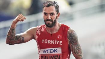 Ramil Guliyev Avusturya'da birinci oldu