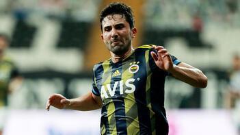 Son dakika haberler - Hasan Ali Kaldırım Fenerbahçe'ye veda etti