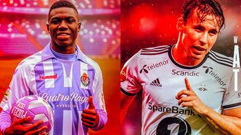 Trabzonspor haberleri | Yeni transfer Trondsen, Sörloth'un arkadaşı!